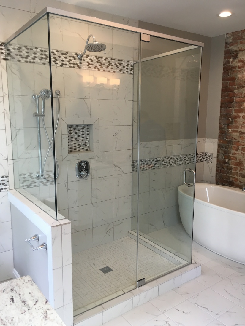 Blog Totally Frameless Shower Glass